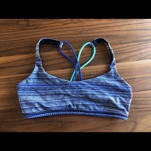 lululemon athletica Intimates & Sleepwear - Lululemon Free To Be sports bra